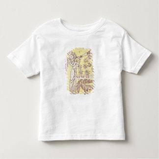 O anjo que funde a trombeta t-shirt