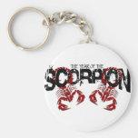 O ano do escorpião #2 chaveiros