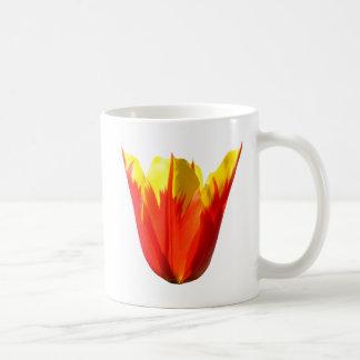 O ano do fogo do 🌷 da caneca da tulipa voa a