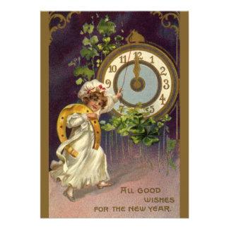 O ano novo do convite