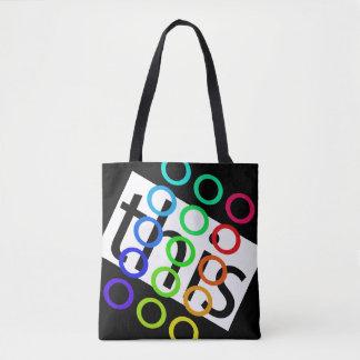 O arco-íris colore as bolsas dESTE concerto da