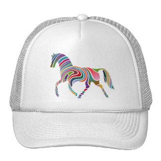 o arco-íris do cavalo dos DESENHOS ANIMADOS