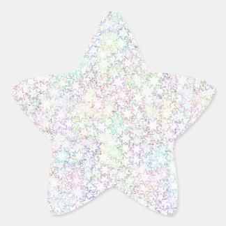 O arco-íris Stars 12os esportes amante & Adesito Estrela