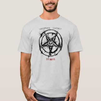 O armário EST de Lucifer. 666 A.D. Camisa