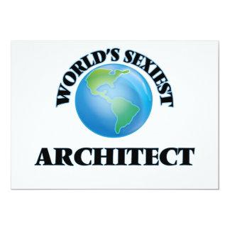 """O arquiteto o mais """"sexy"""" do mundo convites"""