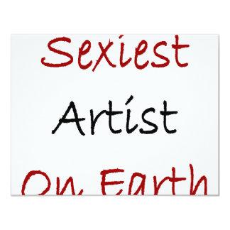 """O artista o mais """"sexy"""" na terra"""