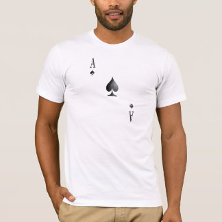 O ás de espada camiseta