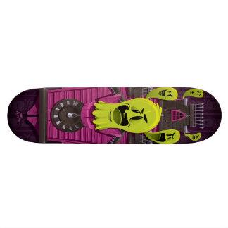 O assombro shape de skate 18,4cm