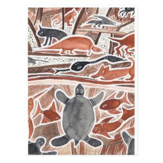 O australiano sonha 2 - 01 cartao postal