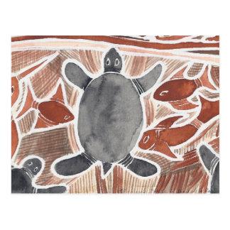 O australiano sonha #2 - 02 cartão postal