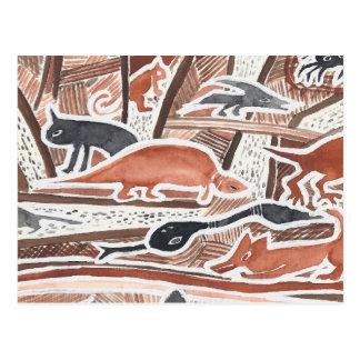 O australiano sonha #2 - 03 cartão postal