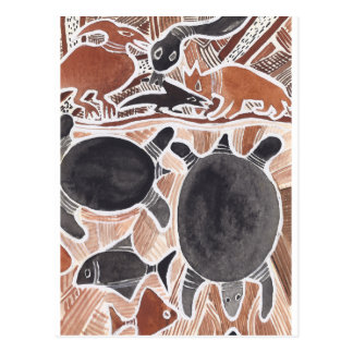 O australiano sonha #4 - 01 cartão postal