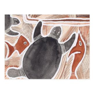 O australiano sonha #5 - 03 cartao postal