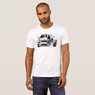O auto carro parte o t-shirt camiseta
