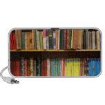 O auto-falante de amante de livro caixinhas de som para viagem