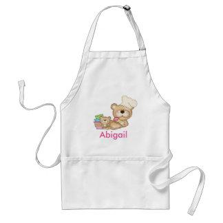 O avental personalizado de Abigail