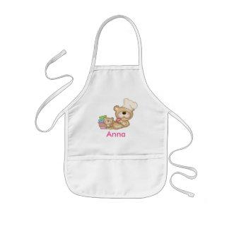 O avental personalizado de Anna