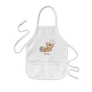 O avental personalizado de Ava