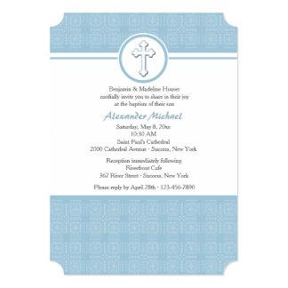O azul esquadra o convite religioso