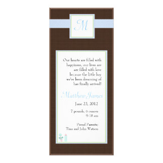 O azul inicial convida convites personalizados