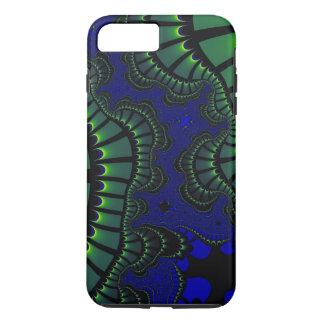 O azul verde Remix capas de iphone