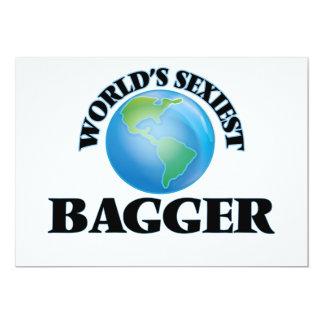 """O Bagger o mais """"sexy"""" do mundo Convite"""