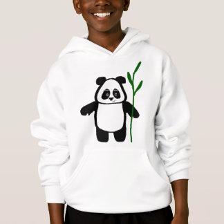 O bambu a panda caçoa Hoody