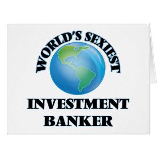 """O banqueiro de investimento o mais """"sexy"""" do mundo cartoes"""