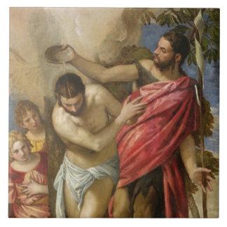 O baptismo do cristo
