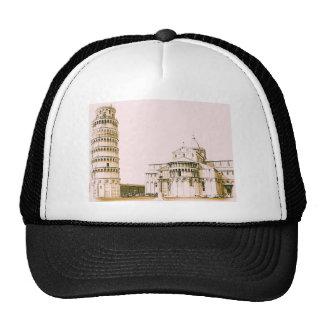 O Baptistery de St John - torre inclinada de Pisa Bones