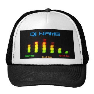 O bar pessoal EQ do equalizador do DJ - adicione s Bones