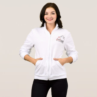o basculador das mulheres jaqueta