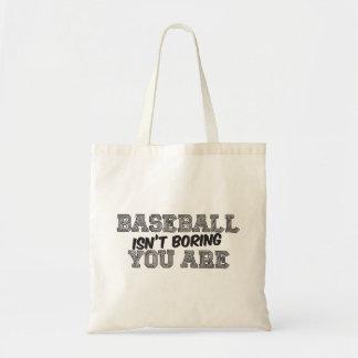 O basebol não é o bolsa aborrecido do orçamento