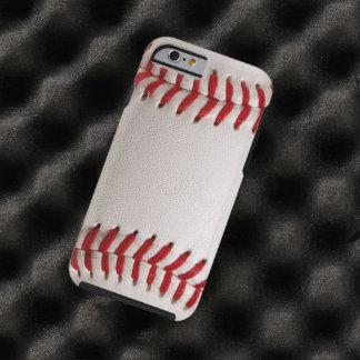O basebol ostenta o caso do iPhone 6 Capa Tough Para iPhone 6