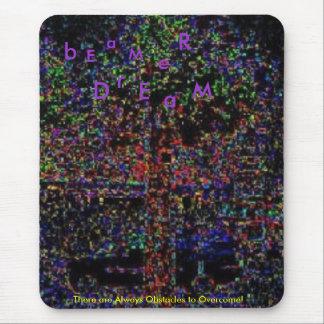O bEaMeR Mousepad do jGibney da série do artista d
