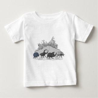 O Beatles Camiseta Para Bebê