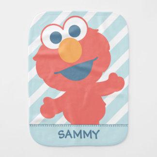 O bebê Elmo | adiciona seu nome Paninho Para Bebês