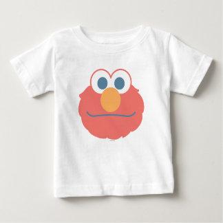 O bebê Elmo enfrenta Camiseta Para Bebê