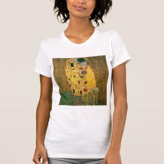 O beijo (amantes) por Gustavo Klimt GalleryHD Camiseta