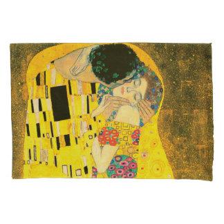 O beijo por Gustavo Klimt