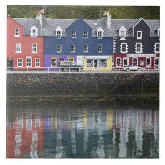 O beira-rio, Tobermory, ilha de Mull, Scotland,