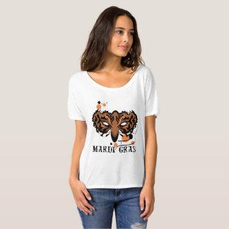 O Bella das mulheres do TIGRE do CARNAVAL+CAMISA Camiseta