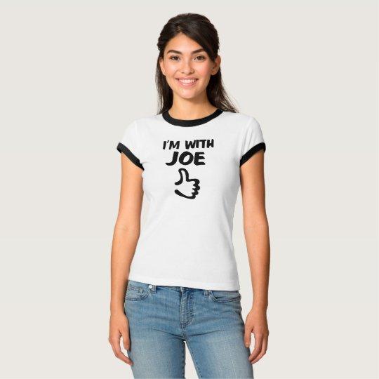 O Bella das mulheres+T-shirt da campainha das Camiseta