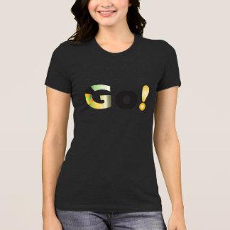 O Bella das mulheres+T-shirt favorito do jérsei Camiseta