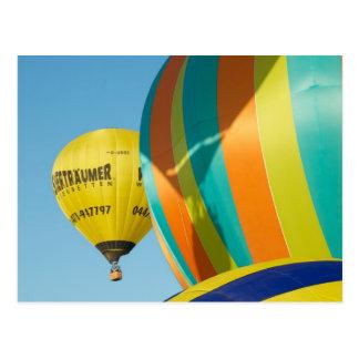 O BH balloon o cartão