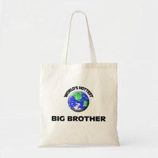 O big brother o mais quente do mundo bolsas de lona