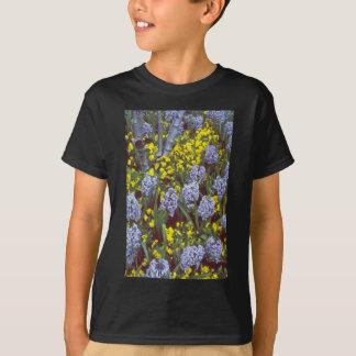 """o Bismark dos jacintos amarelos"""" interplanted com Camiseta"""