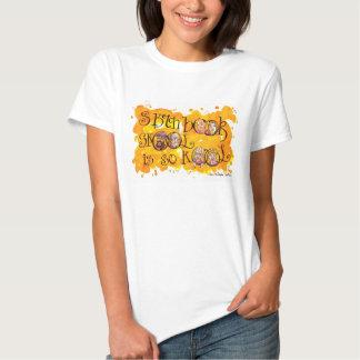 O bloco de desenho Skool é assim kool! T-shirt