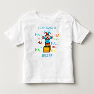 O BOBO DA CORTE caçoa o t-shirt