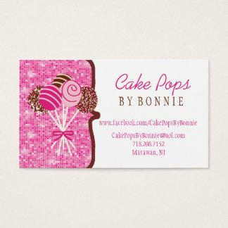 O bolo estala a padaria: Cartão de visita